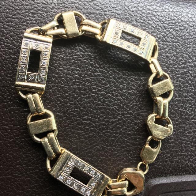 Best Mens 10k Gold Bracelet for sale in Ajax 61a99712b808