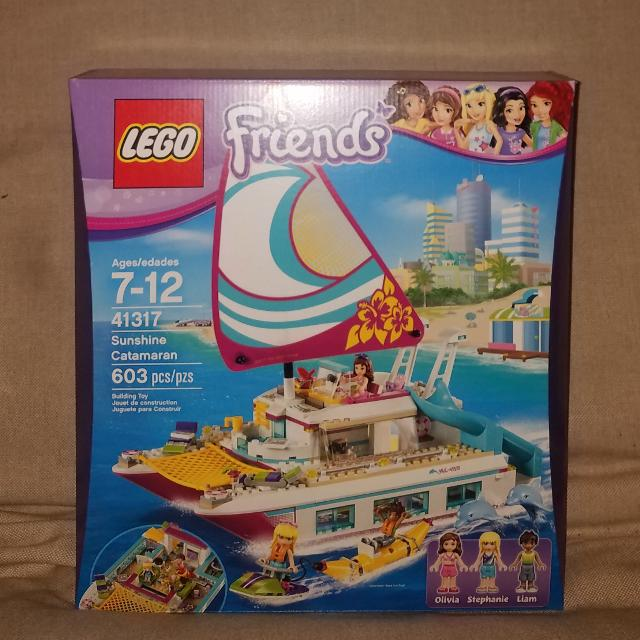 Find More Brand New Lego Friends Sunshine Catamaran For Sale At Up
