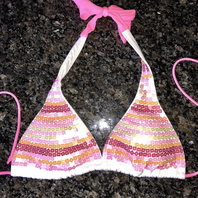 35a835f872 Find more Victoria's Secret Sequin Swim Top Size Small. Padded ...