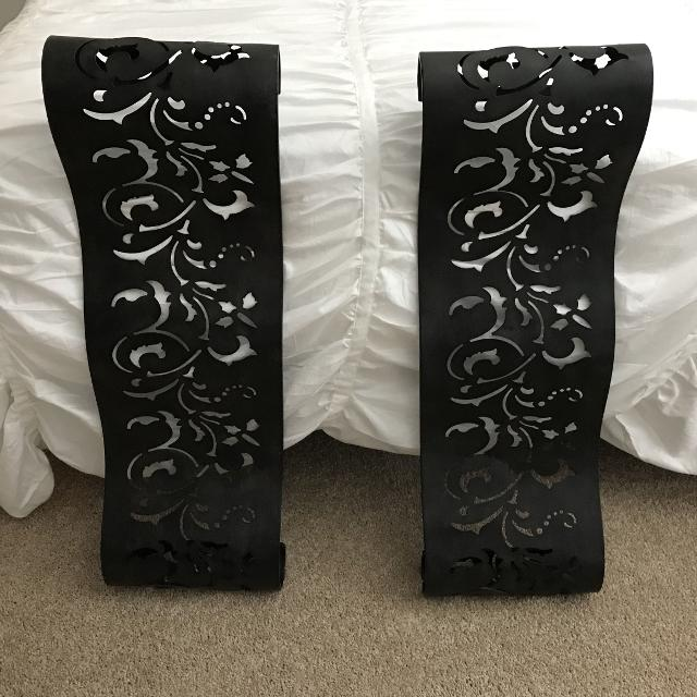 Find more Pier One Brown Metal Wall Art 30 Inches Long X 10 Inches ...