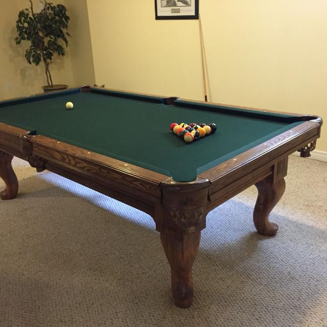 Find More Dufferin Slate Pool Table Madison Model For Sale At Up - Dufferin pool table