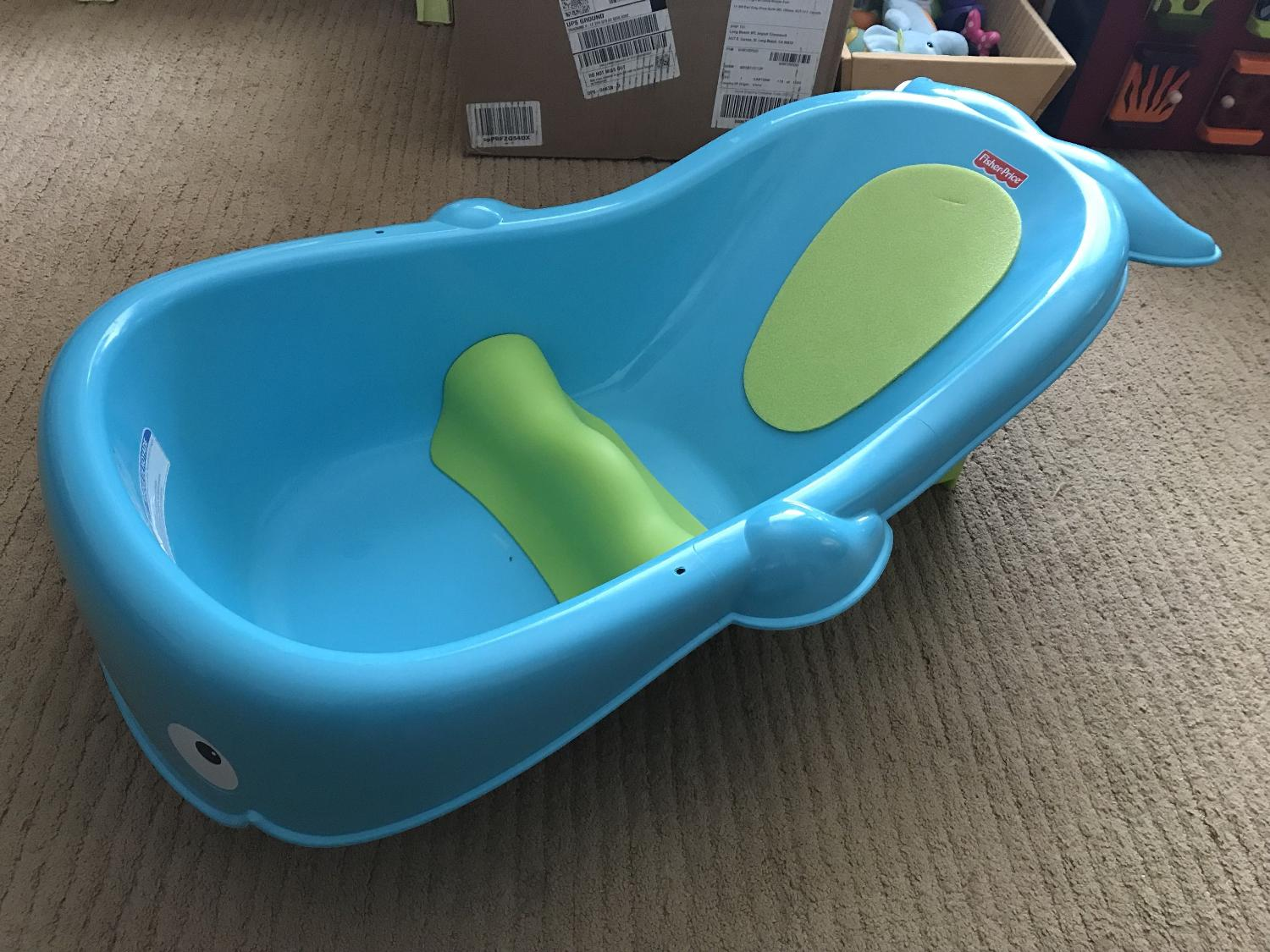 Find more Fisher Price Whale Bathtub for sale at up to 90% off