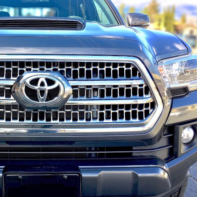 Best 2016 2017 Toyota Tacoma Trd Sport Chrome Grill Grille