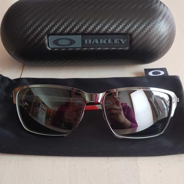 6eadb5ed68 Find more Oakley Tincan Ferrari Edition for sale at up to 90% off
