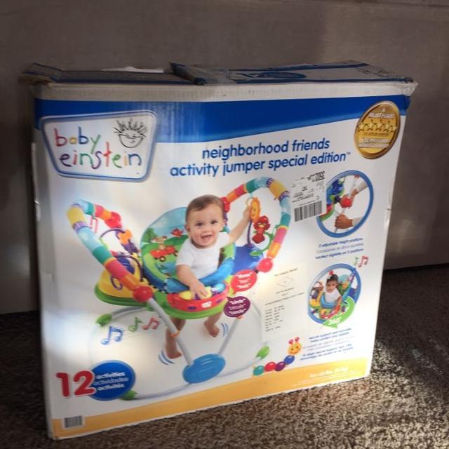 67c35986f Best Baby Einstein Neighbourhood Friends Activity Jumper Special ...