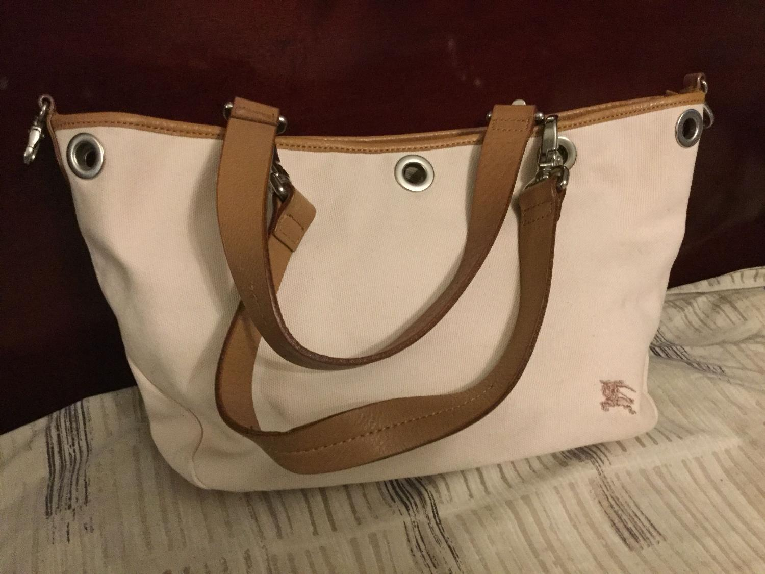 f776ae9fd373 Best Authentic Burberry Bag for sale in Richmond