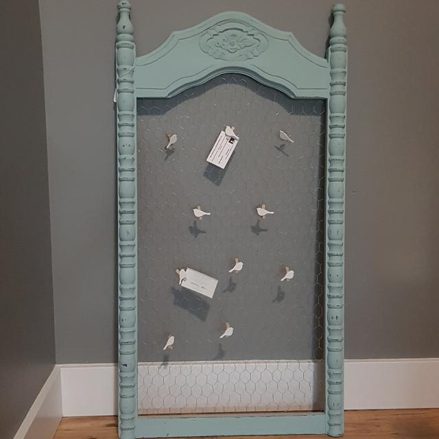 Repurposed Dresser Mirror 23 X 44