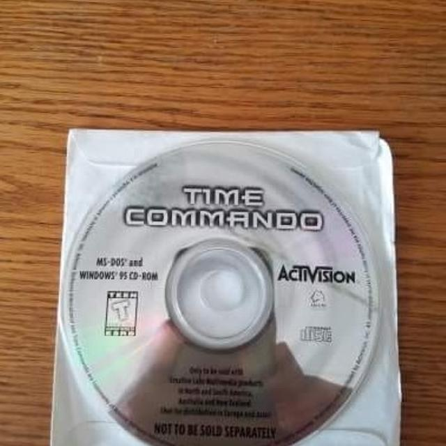 Time Commando PC Game
