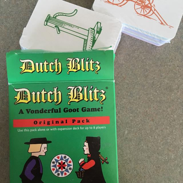 Find More Dutch Blitz Card Game For Sale At Up To 90 Off
