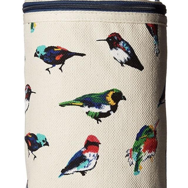 Nwot Vera Bradley Tody Birds Lotion Bag