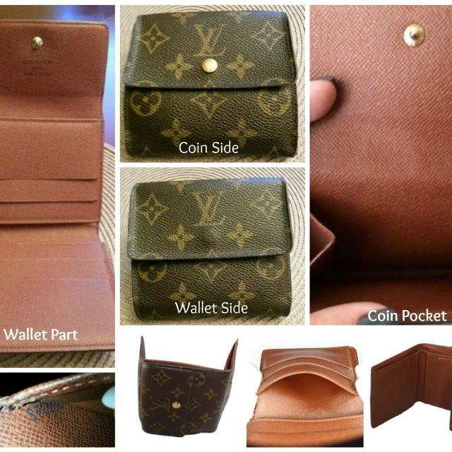 Best Authentic Louis Vuitton Monogram Elise Wallet--selling For  275 for  sale in Abilene a2fda84ddbe8c