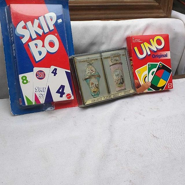 Find More Uno Bridge And Skip Bo Cards For Sale At Up To 90 Off