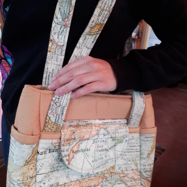 Best World Map Purse For Sale In Gibsons British Columbia For 2019