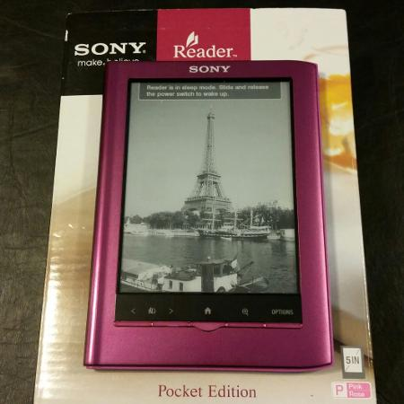 Sony E Reader Pocket Edition for sale  Canada