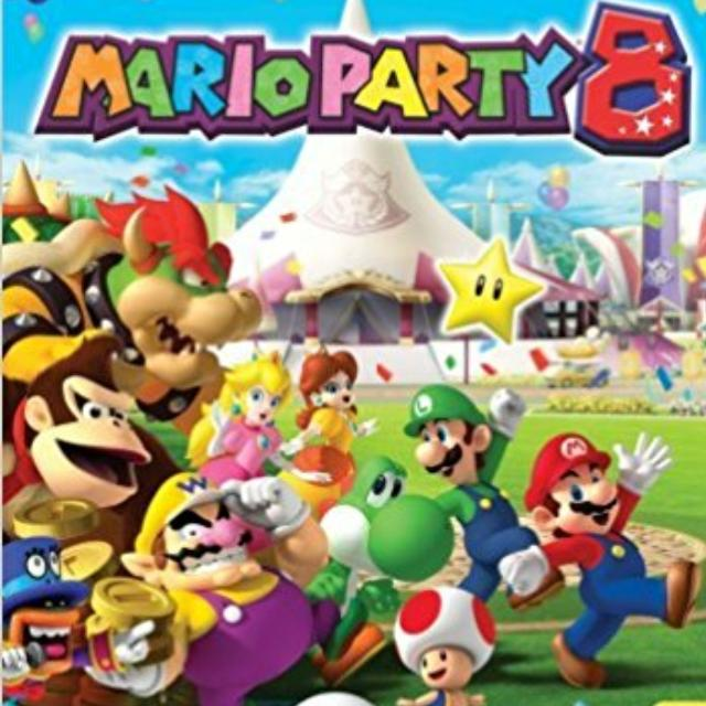 Looking For: Iso Mario party 8 for wii in Klamath Falls