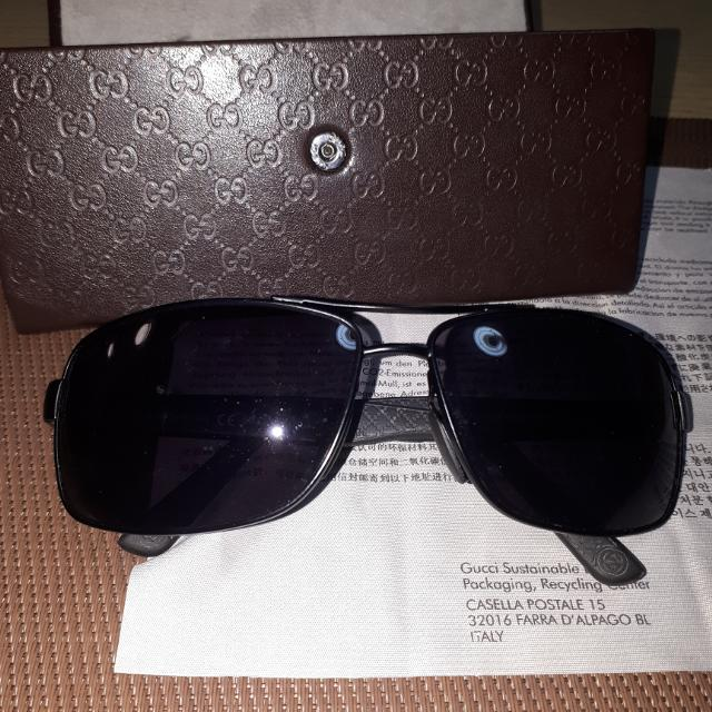 0b6f578b201 Best Authentic Gucci Polarized Sunglasses for sale in Scarborough ...