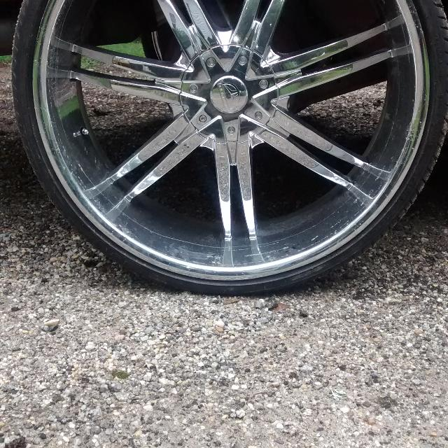 Best 26 Inch Rims N Tires 4 Sale 275 30 26 For Sale In Sumter South Carolina For 2020