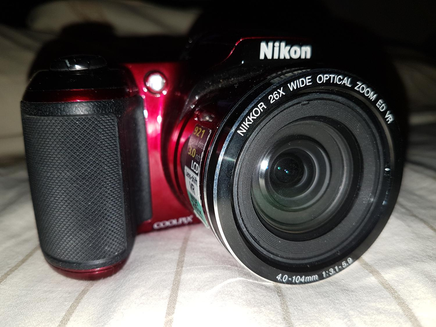 Best Nikon L810 For Sale In Stouffville Ontario 2018