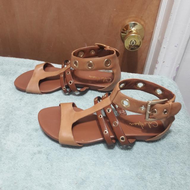 741a71468 Find more Final Price!! Nike Air Cole Haan Buckle Sandals