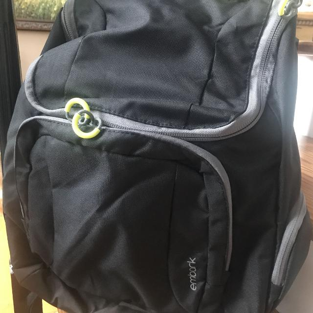 Find more Embark Backpack New With Tags 19