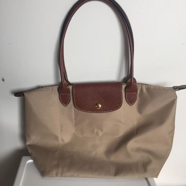 Authentic Longchamp Bag Medium Size