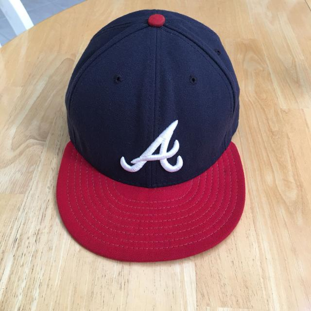 Best 59fifty New Era Mlb Atlanta Braves Hat for sale in Pensacola ... 9d28ea06c068