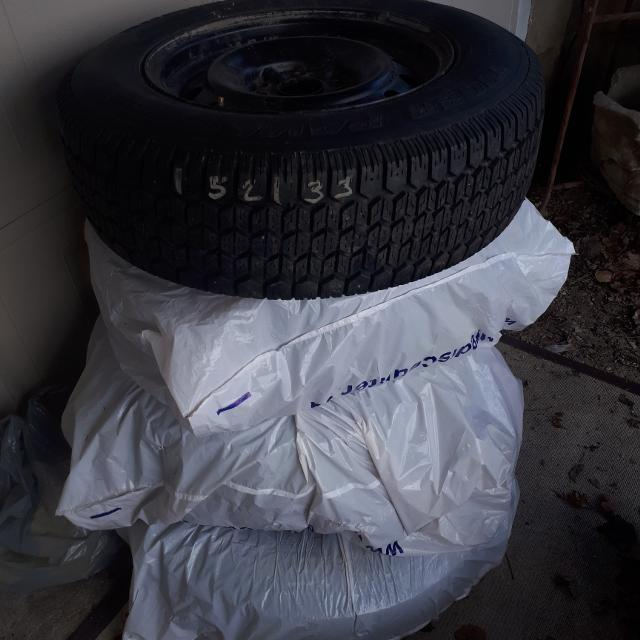Winter Tires For Sale >> Best Uniroyal 4 Winter Tires On Rims For Sale In Halton Hills