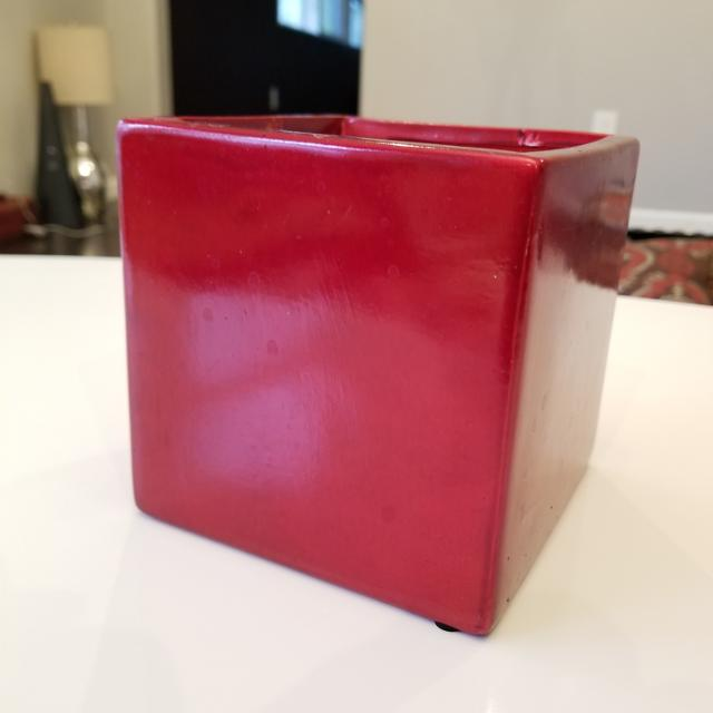 Best Red Square Vase For Sale In Jefferson City Missouri For 2018