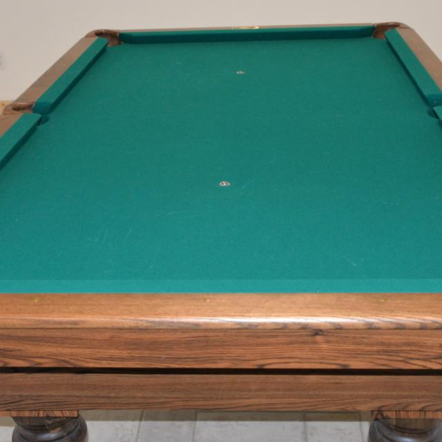 Best Price Reduceddufferin Games X Slate Pool Table For - Dufferin pool table