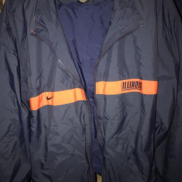 14595d737 Find more Nike Illinois Nylon Warmup Jacket And Pants Xxl for sale ...