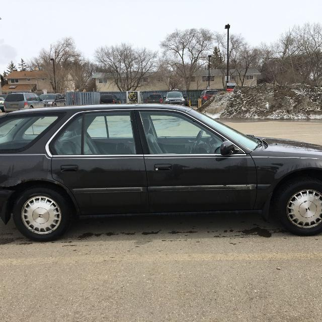 Find More 1991 Honda Accord Wagon For Sale At Up To 90 Off
