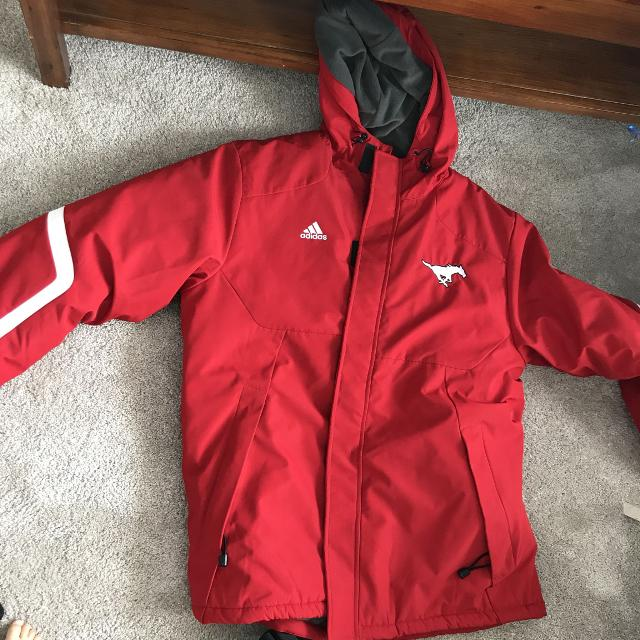 Find More Calgary Stampeders Jacket Mens Cfl Adidas For