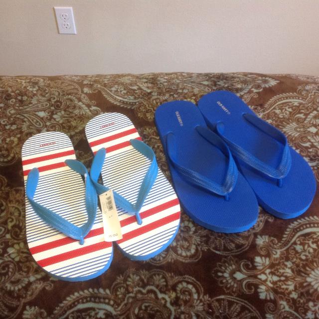 7230fcf511c956 Best Mens Or Boys Sandals flip Flops! New With Tag! Never Worn! Size  6-7  for sale in Jefferson City