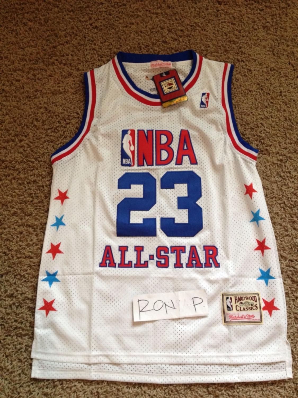new style 974e6 06e01 brand new never worn, 2003 michael jordan all star jersey