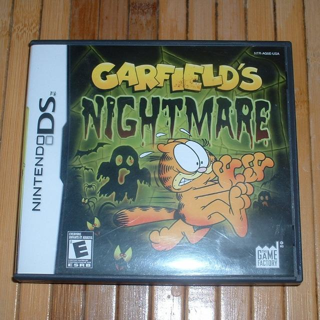 Find More Nintendo Ds Game Called Garfield S Nightmare For Sale At Up To 90 Off
