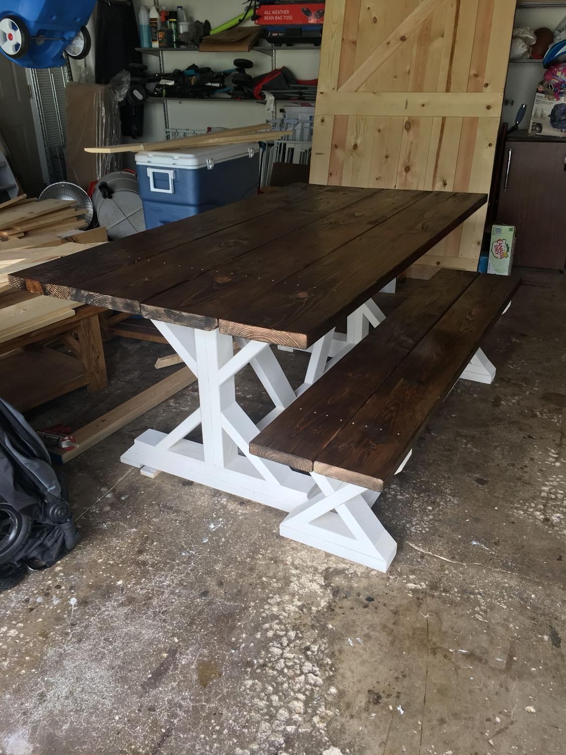 Best Made To Order Farmhouse Tables For Sale In St