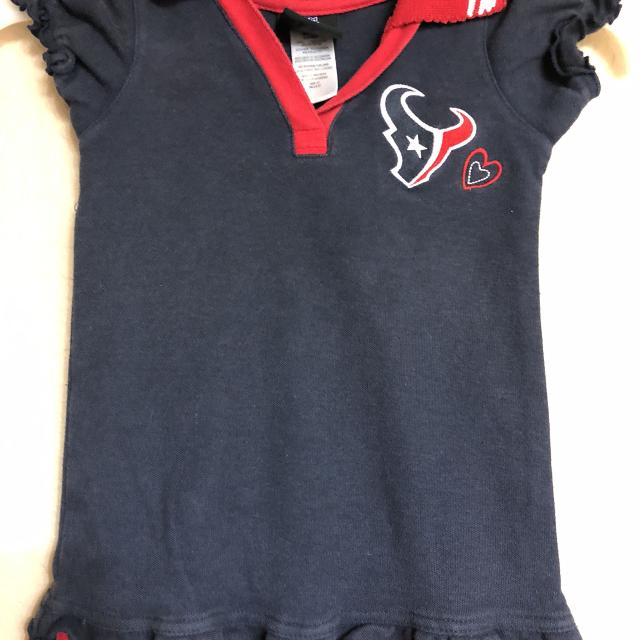 Find more Houston Texans Nfl Football Dress. Nice Condition. Size 3t ... e4d860811