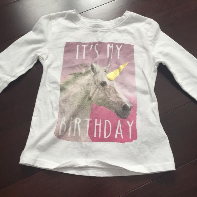 Best Its My Birthday Unicorn Shirt Bnwot For Sale In Barrie Ontario 2019