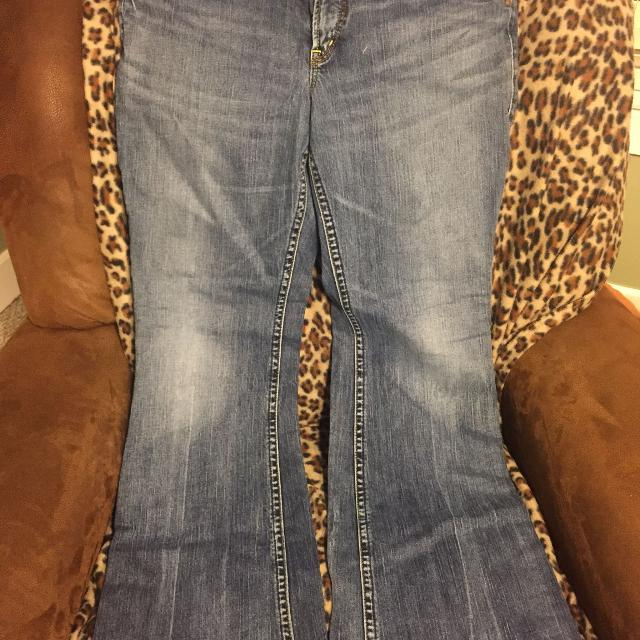 45f68fad Best Guc Women's Silver Jeans Size 14/33 for sale in Hendersonville,  Tennessee for 2019