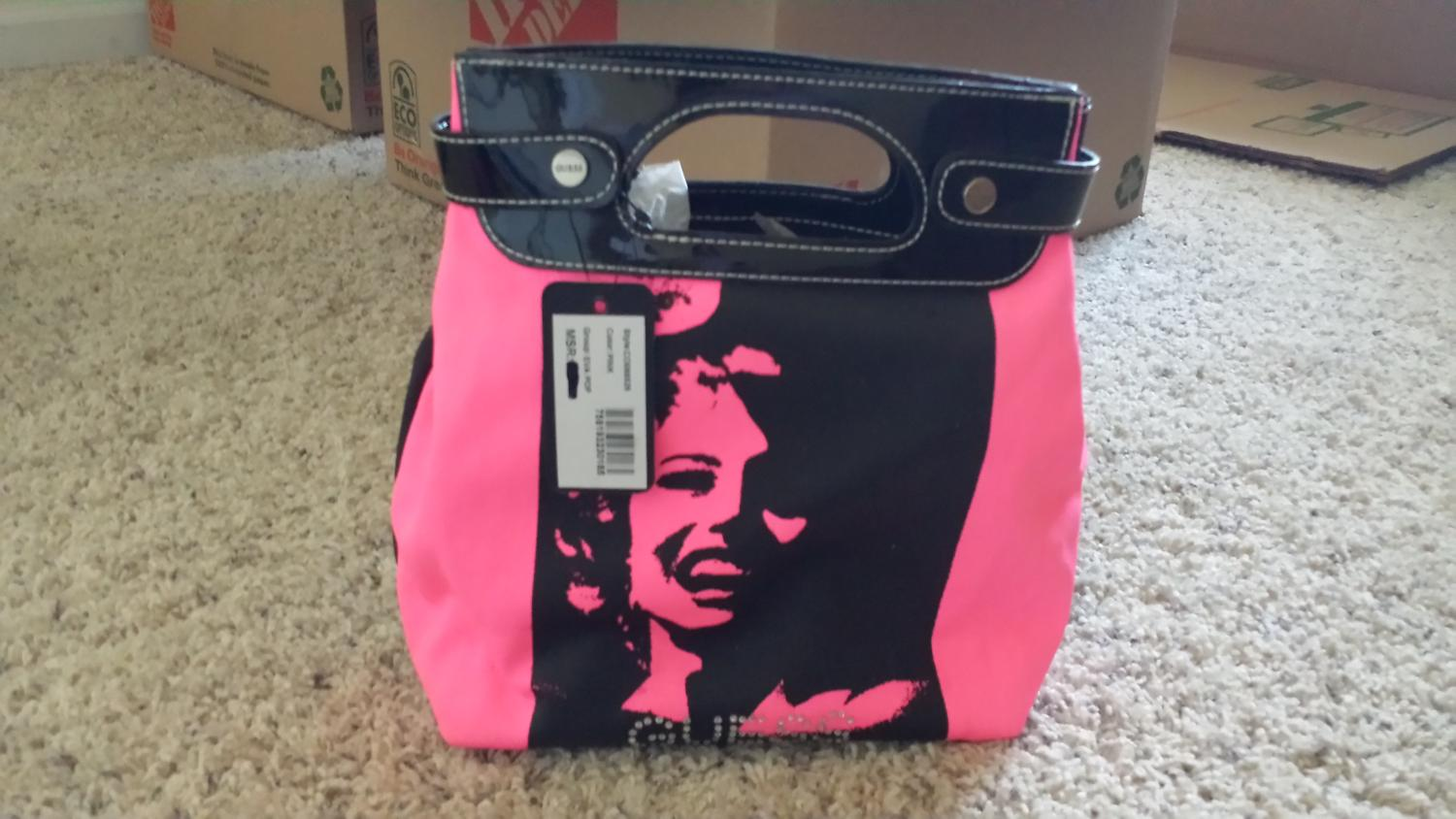 9cae29d615 Best Marilyn Monroe (canvas Purse) Hot Pink for sale in Schaumburg ...