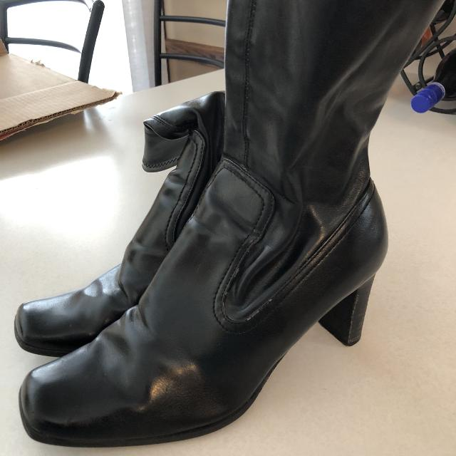 21dbde6e2db6 Best Croft   Barrow Black Calf Boots-size 7-1 2 for sale in Appleton ...