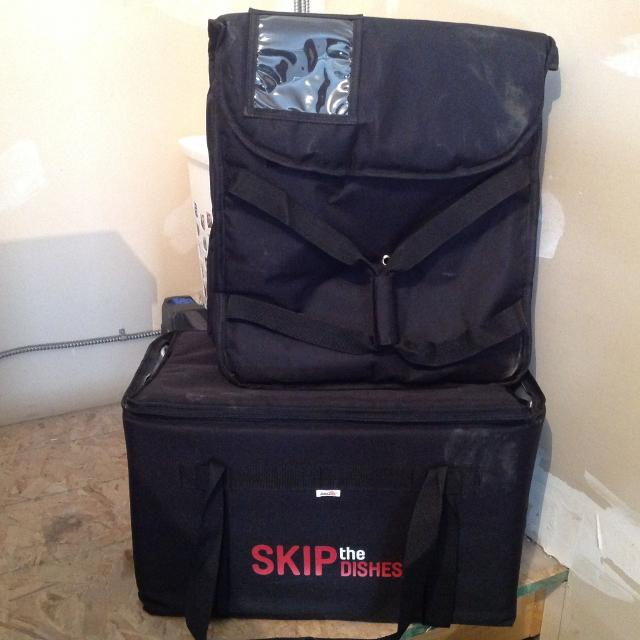 620f9d596303 Find more Skip The Dishes Insulated Bags for sale at up to 90% off