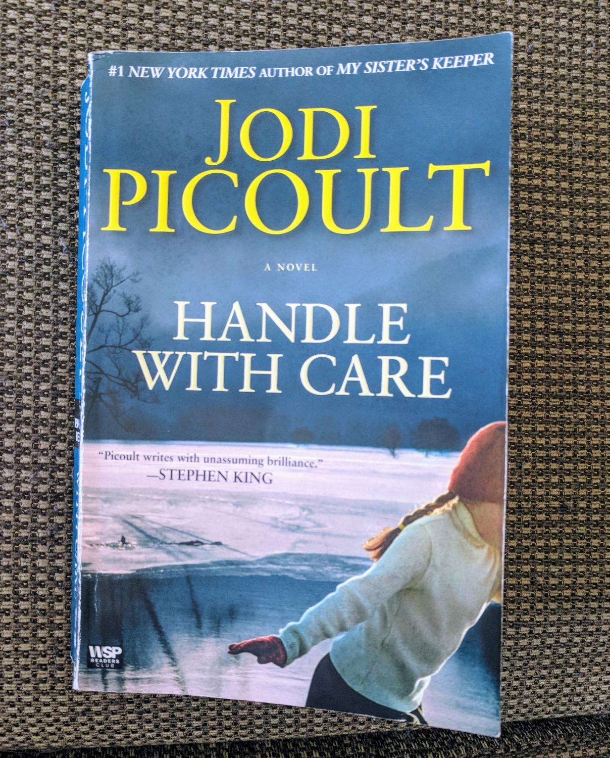 Jodi Picoult Book for sale at up to 90% off