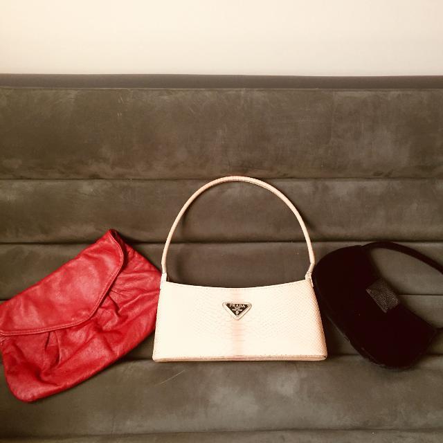 035732b7de07 Best Prada Handbag for sale in St. George, Utah for 2019