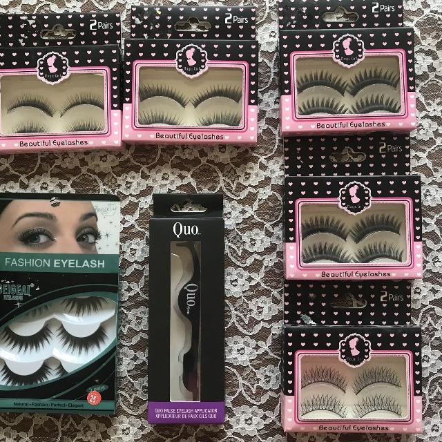 3d17006d797 Best Beautiful False Eyelashes And Applicator for sale in Winnipeg,  Manitoba for 2019