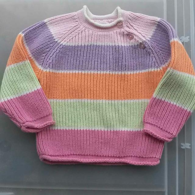 Best Children S Place Colorful Lightweight Sweater Size 6 9mths Euc No Smoke Pets Holes Stains For In Pensacola Florida 2019