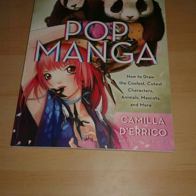 Best Pop Manga Art Book For Sale In Orangeville Ontario For 2019
