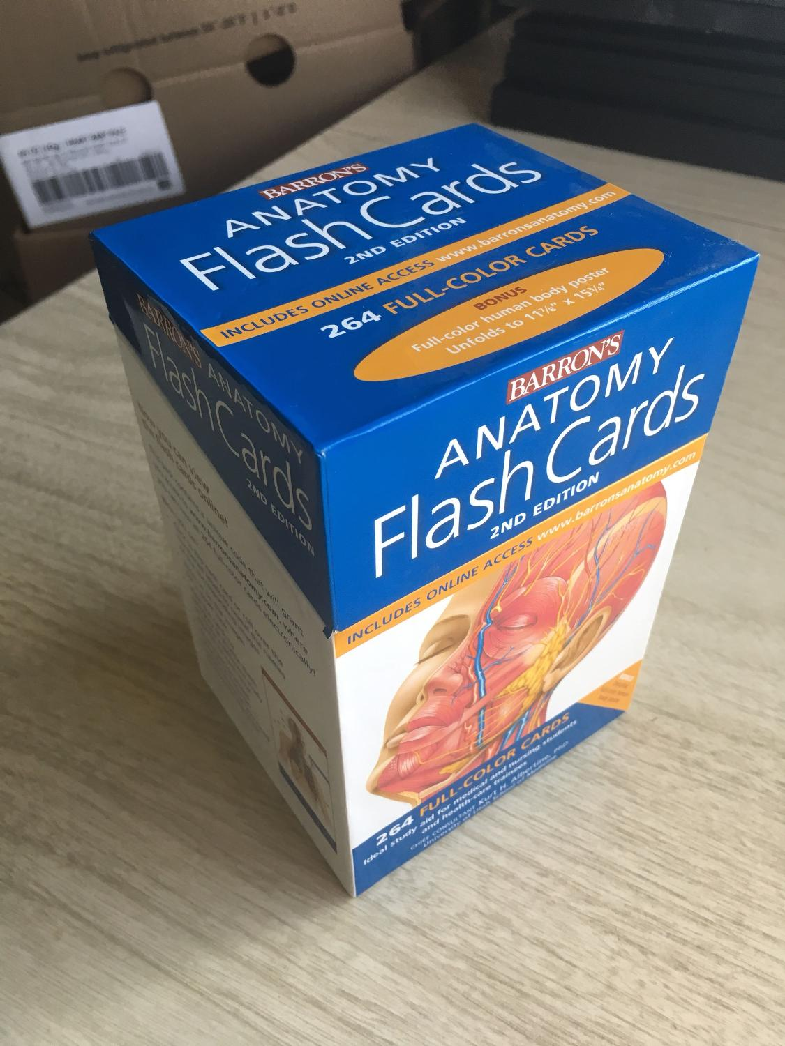 Find more Anatomy Flashcards for sale at up to 90% off