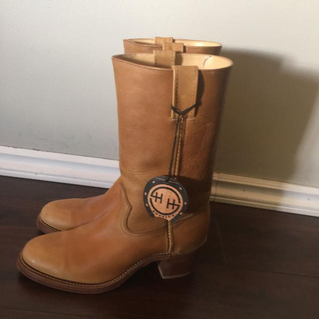 adc481f0506 Never worn vintage Double H boots