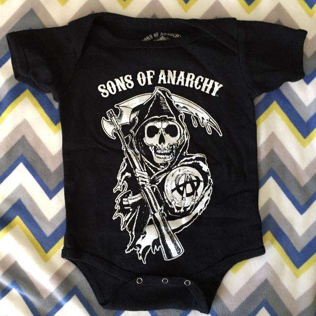 64cac037e Find more Sons Of Anarchy Onesie for sale at up to 90% off